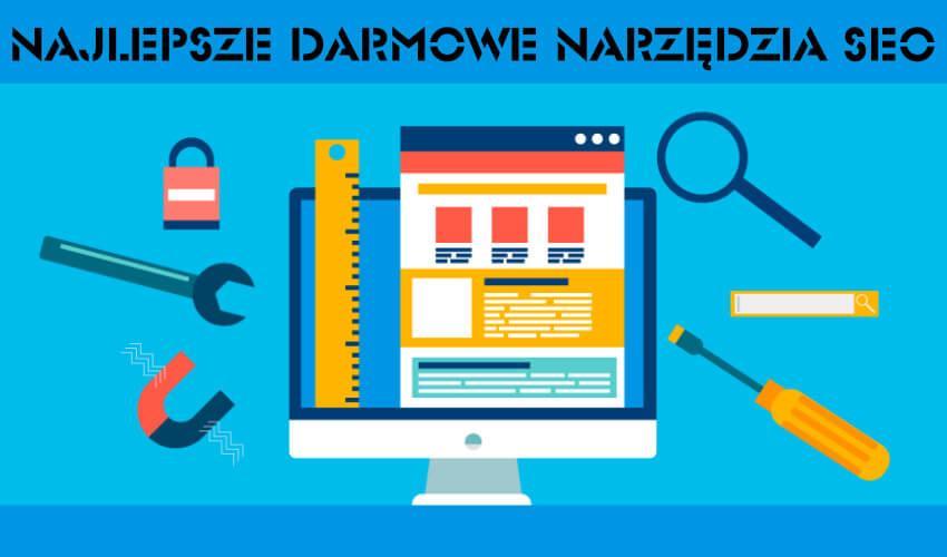 Najlepsze darmowe narzędzia SEO online