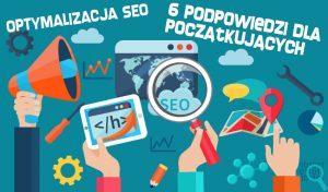 Podstawowa optymalizacja SEO strony internetowej krok po kroku